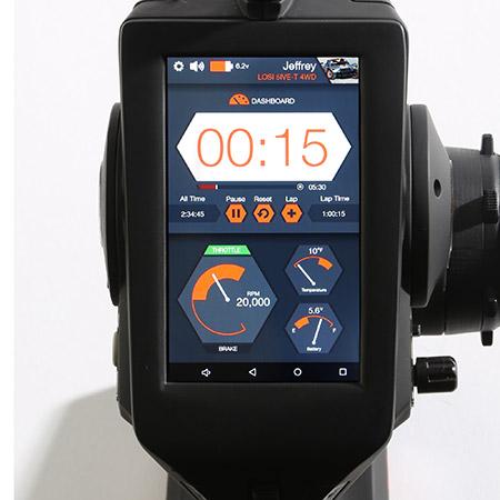 Spektrum DX6R Touch-Screen Radio