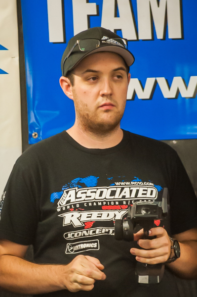 Kody Numedahl- Team Associated