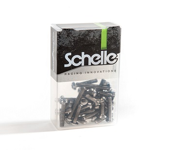 Schelle TLR 22 3.0 Titanium Upper Screw Set