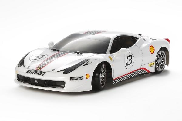 Tamiya 1_10 RC Ferrari 458 Challenge (TT-02D) Drift Spec (2)