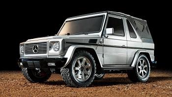 Tamiya 1/10 R/C Mercedes-Benz G 320 Cabrio (MF-01X)