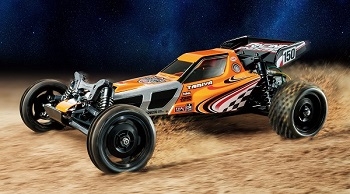 Tamiya's DT-03 Gets a New Look as the Racing Fighter