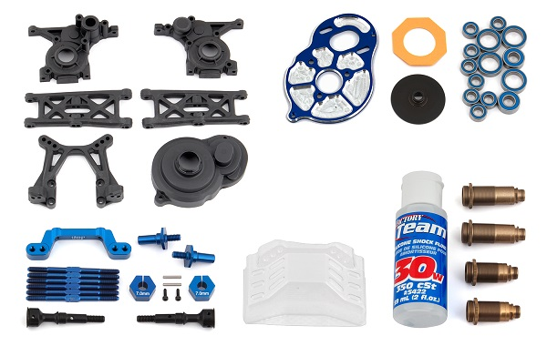 Team Associated B5M To B5MCE Conversion Kit (1)