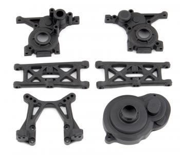 Team Associated B5M To B5MCE Conversion Kit (2)