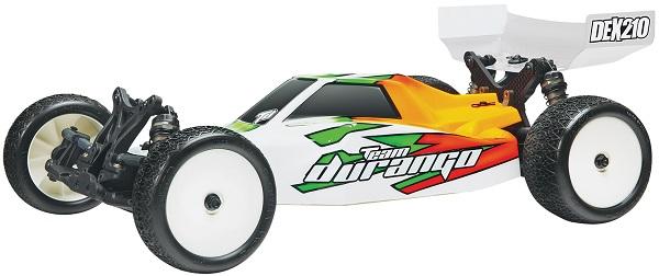 Team Durango DEX210F Front Wheel Drive 1_10 2wd Buggy Kit