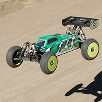 Team Losi Racing 1/8 8IGHT-E 4.0 4WD Electric Buggy Kit [VIDEO]