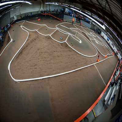 The Challenging 2016 Reedy Off-Road Race of Champions Track Layout