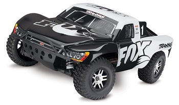Traxxas RTR Slash 4X4 Fox Shocks Edition [WITH VIDEO]- Very Cool
