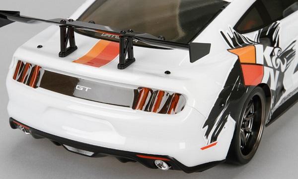 Vaterra RTR 2015 K&N Ford Mustang GT V100 1_10 Drift Car (2)