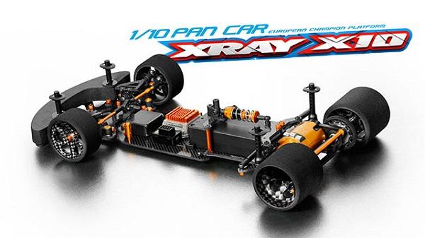 XRAY 2016 X10 1_10 Pan Car (2)