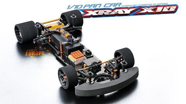 XRAY 2016 X10 1_10 Pan Car (3)
