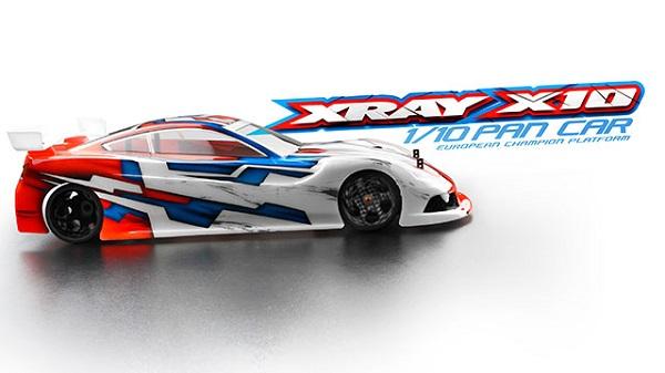 XRAY 2016 X10 1_10 Pan Car (5)