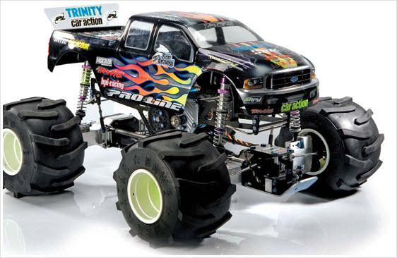 King of Crushers monster truck