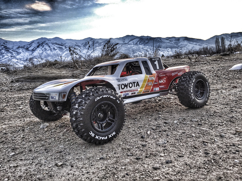Axial Racing Exo Terra Trophy Truck by Richard Derry [READER'S RIDE]