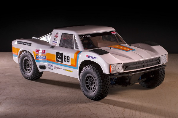 Axial TT-380 SCORE Retro Trophy Truck Body  (1)