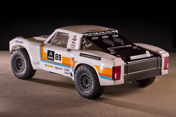 Axial TT-380 SCORE Retro Trophy Truck Body  (2)