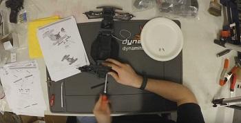 ECX AMP MT Build-To-Drive Kit Time Lapse Video [VIDEO]