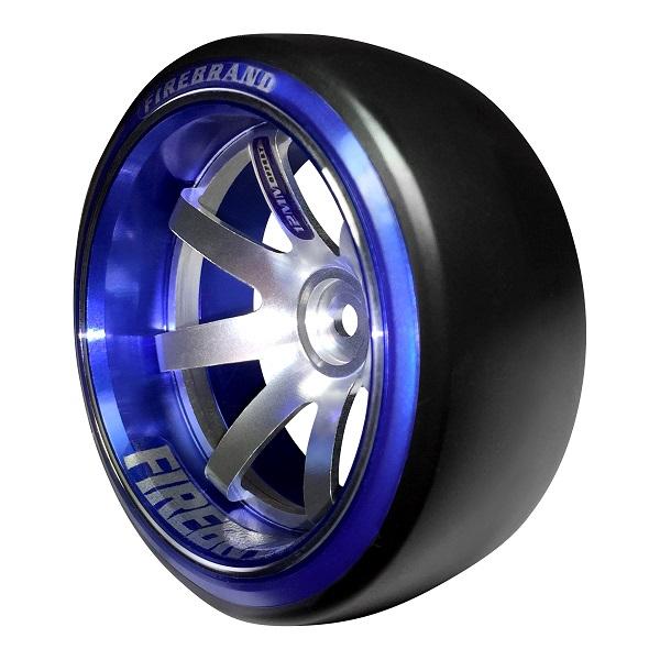 FireBrand RC DEF STAR-D2M Aluminum Drift Wheels (1)