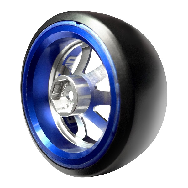 FireBrand RC DEF STAR-D2M Aluminum Drift Wheels Adds Some Style to Your Ride