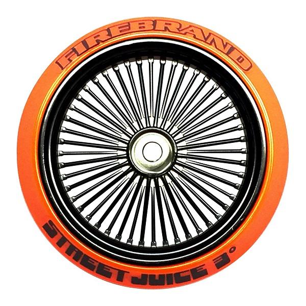 FireBrand RC OG-XDR 3˚ Wheel And Tire Set (5)
