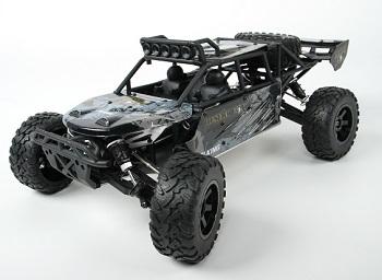 New HobbyKing Desert Fox 1/10 4WD Desert Racer Provides Budget-Friendly Roosts