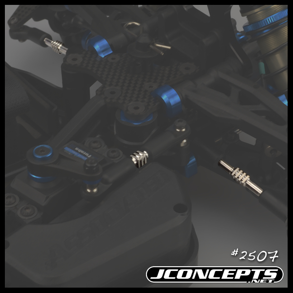 JConcepts Fin Titanium Turnbuckles And Wrench For The Team Associated RC8B3 And RC8B3e (6)