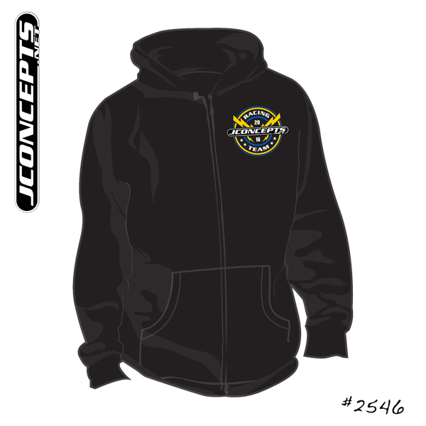 JConcepts Lightning Bolt 2016 Team Shirt And Sweatshirt (3)