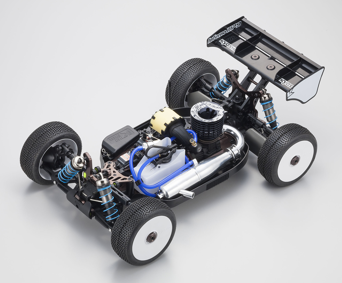 Kyosho TK14 Chassis 1200