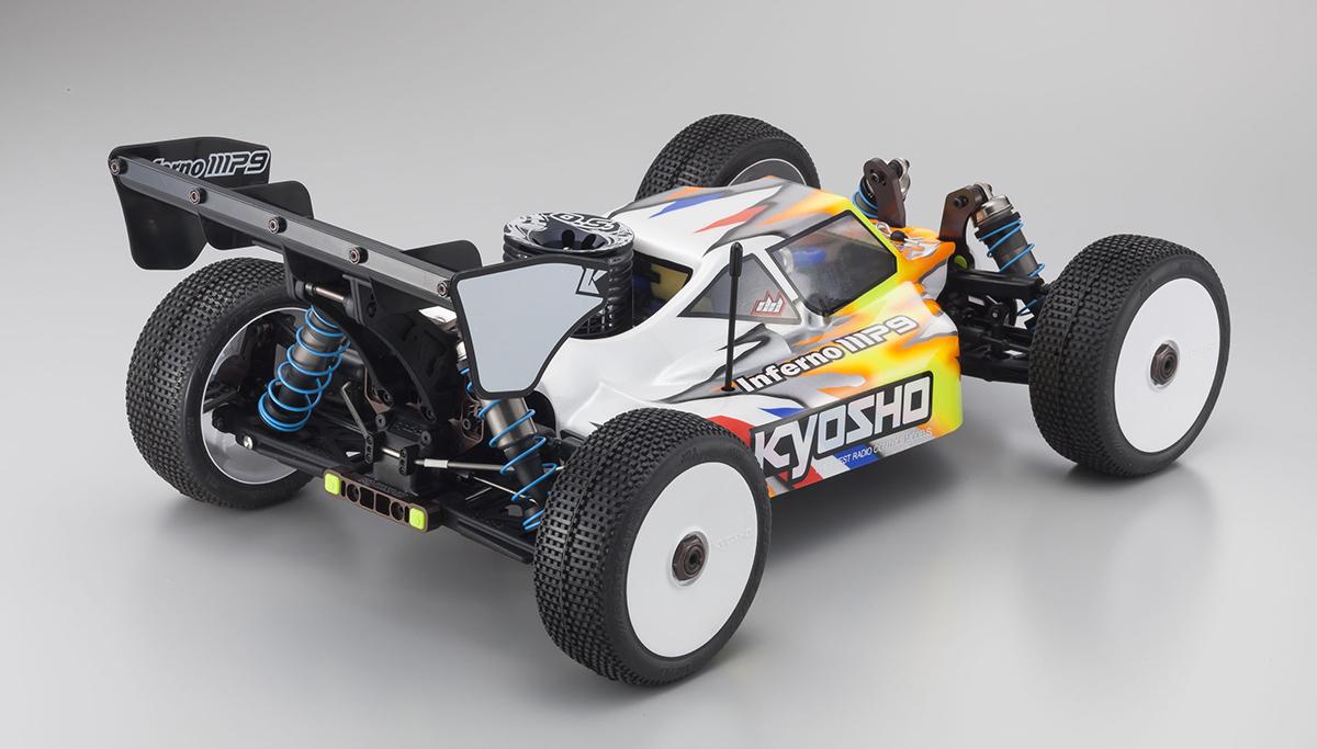 Kyosho TK14 Chassis rev 1200