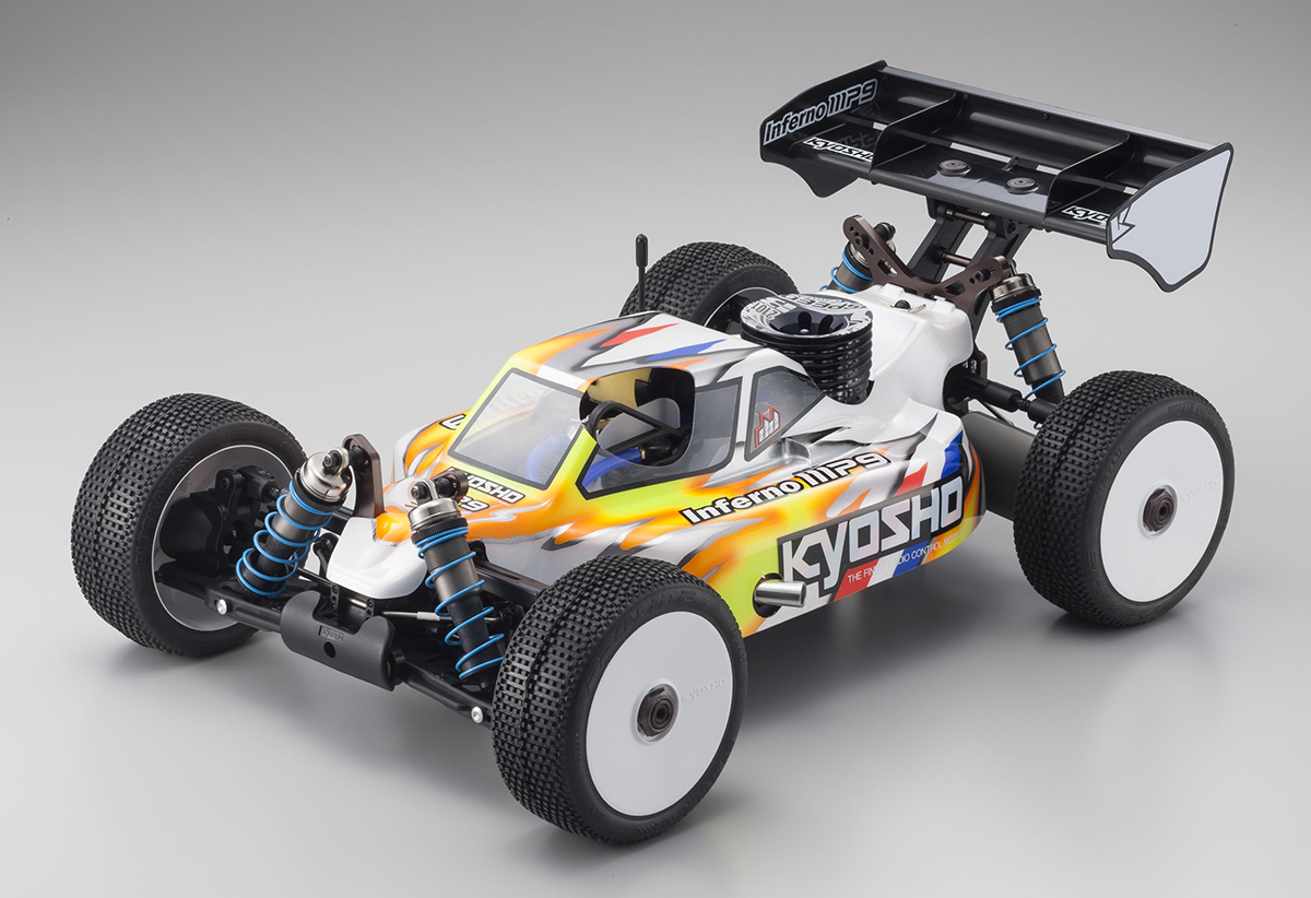 Kyosho TK14 body on 1200