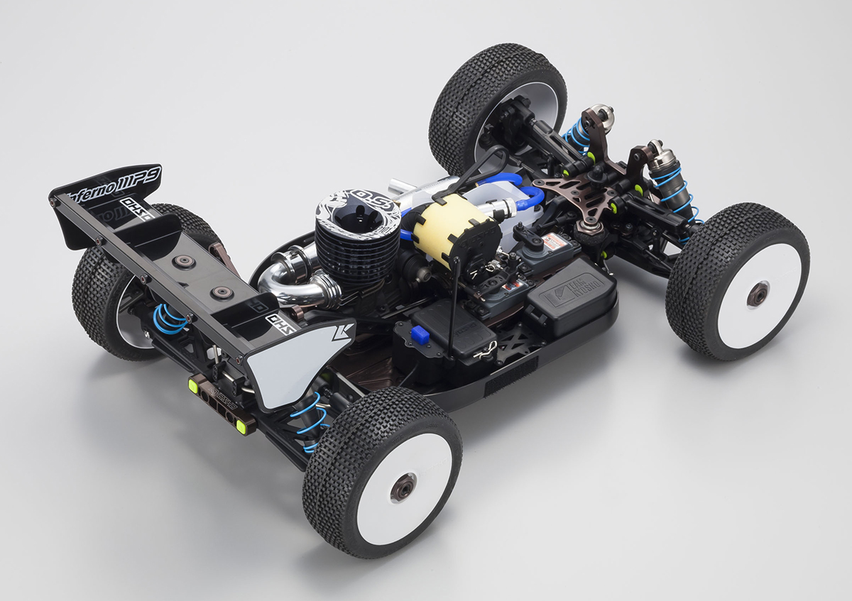 Kyosho TK14 body rev 1200