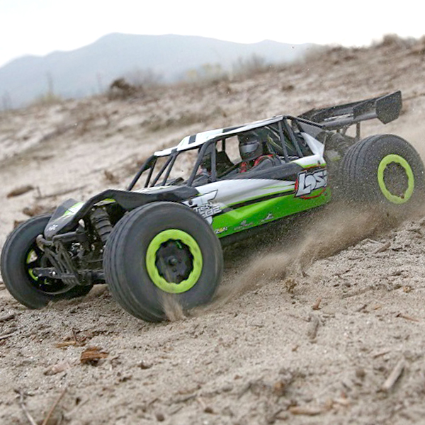 Losi RTR TEN-SCBE 1/10 4wd Desert Buggy [VIDEO]