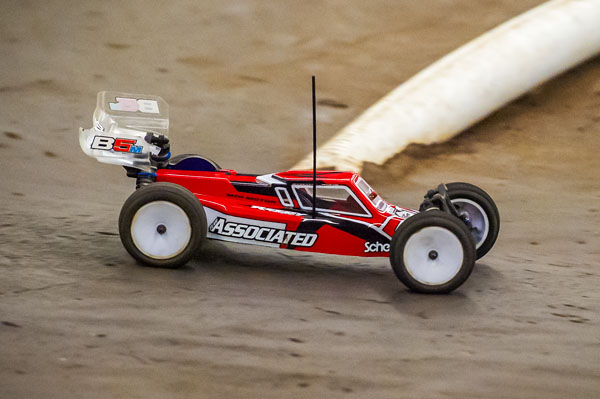 Malcolm has been racing a lot of stock buggy at OCRC Raceway in Huntington Beach, California