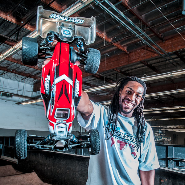 Fast Laps: Rising Supercross Star Malcolm Stewart Hits the RC Track