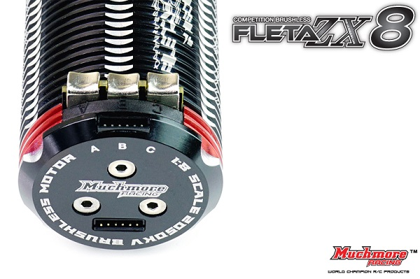Muchmore Racing FLETA ZX8 Competition 1_8 Brushless Motors (4)