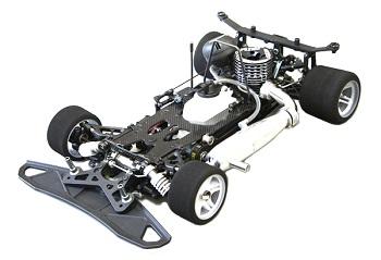 Mugen MRX6 1/8 Nitro On-Road Car