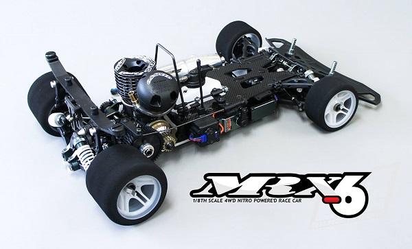 Mugen MRX6 1_8 Nitro On-Road Car (10)
