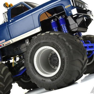 Like Pro-Line, Enter to Win a Set of Destroyer Clod Tires on Brawler Wheels