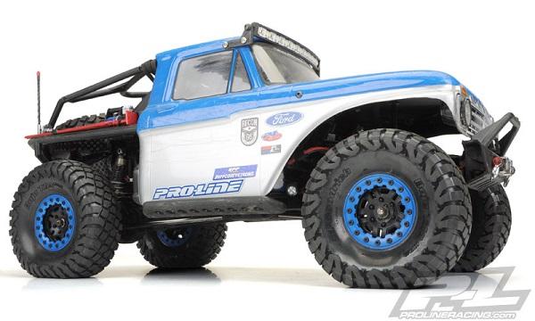 Pro-Line BFGoodrich Baja TA KR2 2.2 Rock Terrain Tires