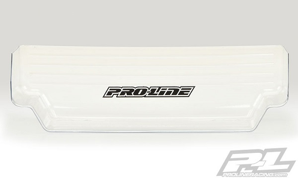 Pro-Line Champion 6.5 Clear Rear Wing (2)