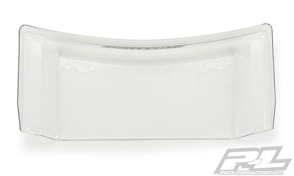 Pro-Line Champion 6.5 Clear Rear Wing (3)