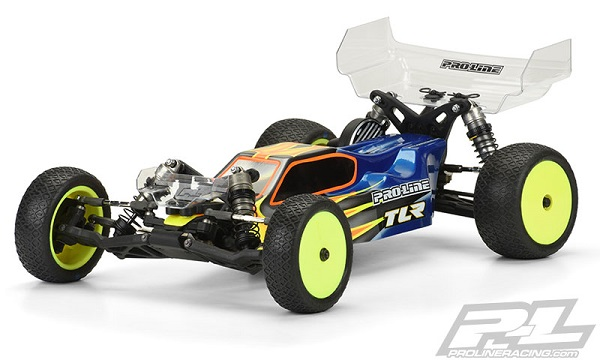 Pro-Line Predator Clear Body For The TLR 22 3.0 (1)
