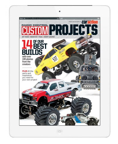RC Car Action Custom Projects Cover