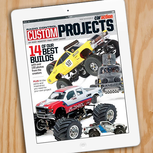 We've Collected Our Best Builds In One Volume [E-Book Available Now]