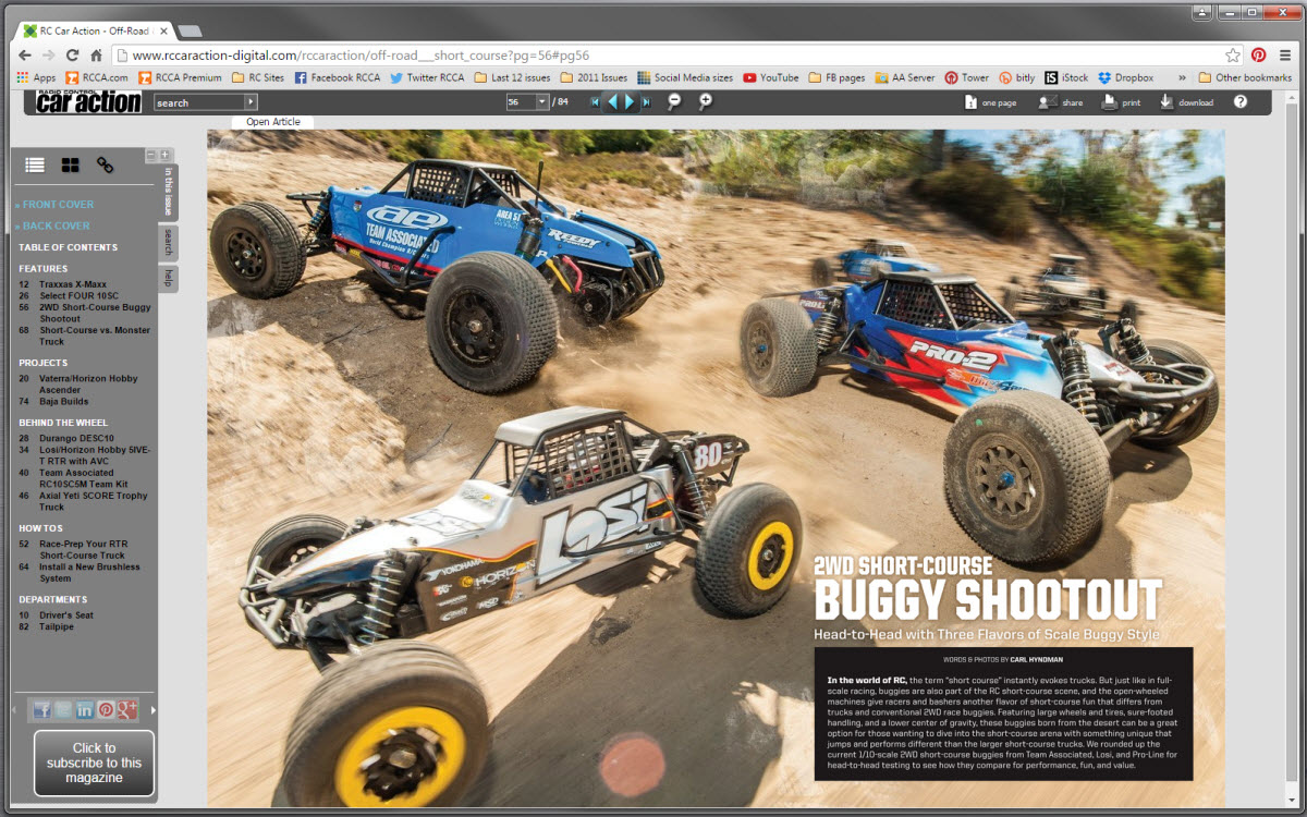 RC Car Action Digital Edition 3