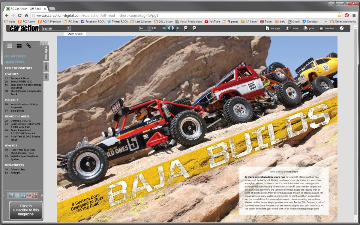 RC Car Action Digital Edition