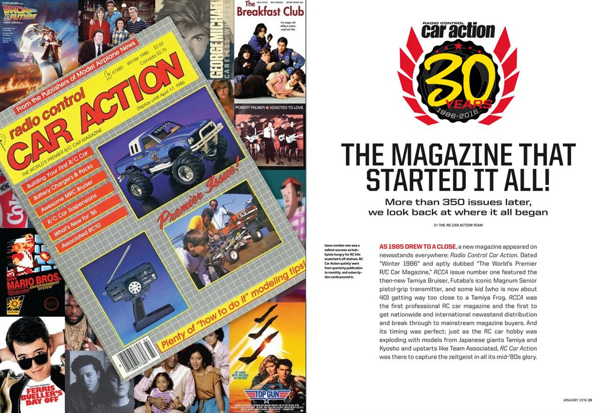 RC Car Action Issue 1 Anniversary_1