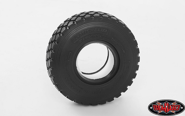 RC4WD Michelin X Force XZL + 14.00 R20 1.9 Scale Tires (1)