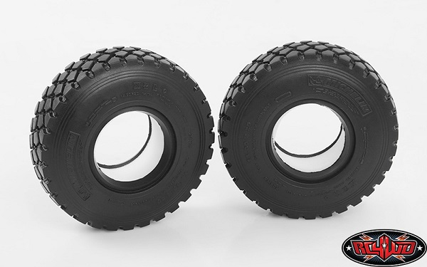 RC4WD Michelin X Force XZL + 14.00 R20 1.9 Scale Tires (2)