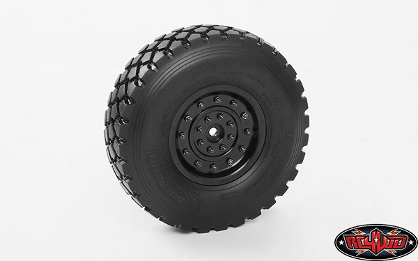 RC4WD Michelin X Force XZL + 14.00 R20 1.9 Scale Tires (5)